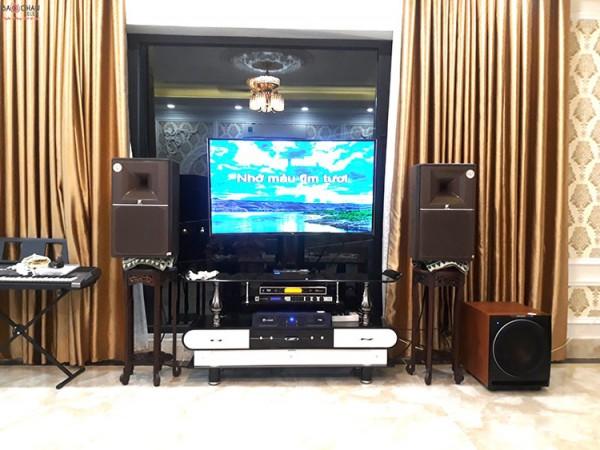 Thiết kế phòng karaoke gia đình cần tránh những gì?