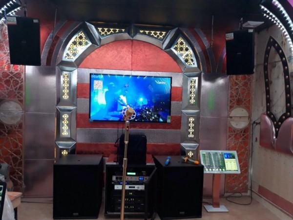 Thiết kế phòng karaoke kinh doanh bình dân