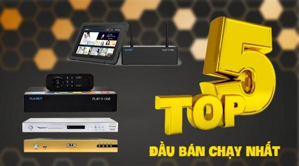 Top 5 đầu karaoke chính hãng, giá rẻ nhất hiện nay