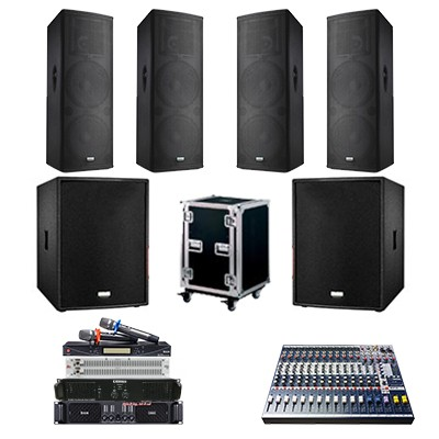 Dàn âm thanh hội trường, sân khấu BC-Domus 03