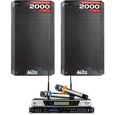 Dàn karaoke BC-ALTO 02