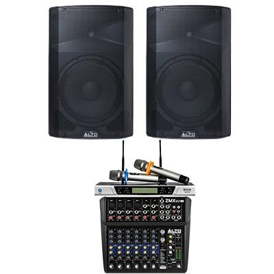 Dàn karaoke BC-ALTO 06