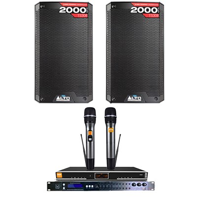 Dàn karaoke BC-ALTO 08