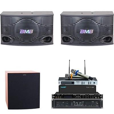 Dàn karaoke gia đình BC-43GD (New 2018)