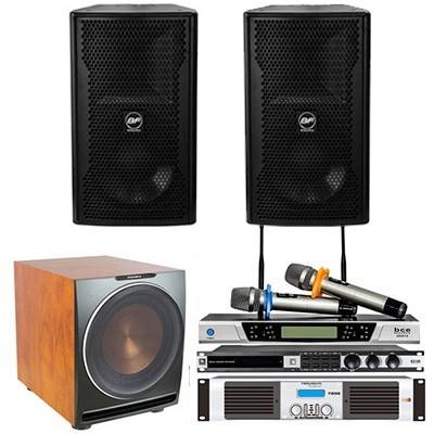 Dàn karaoke gia đình BC-78GD
