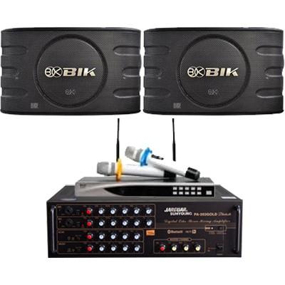 Dàn karaoke gia đình BC-97GD
