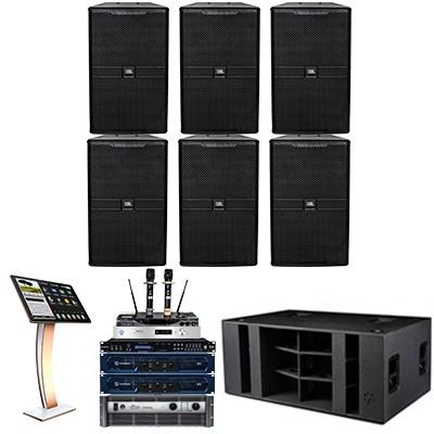 Dàn karaoke kinh doanh BC-04KD (30m2 VIP)