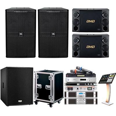 Dàn karaoke kinh doanh BC-25KD (25m2)
