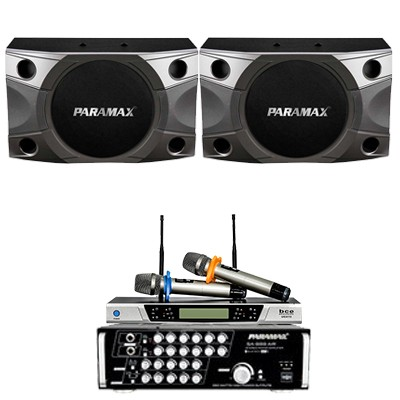 Dàn karaoke Paramax BC-PRM08