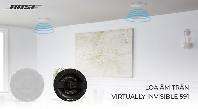 Loa âm trần Virtually Invisible 591 chính hãng