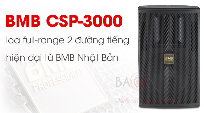 Loa BMB CSP-3000(C) like new