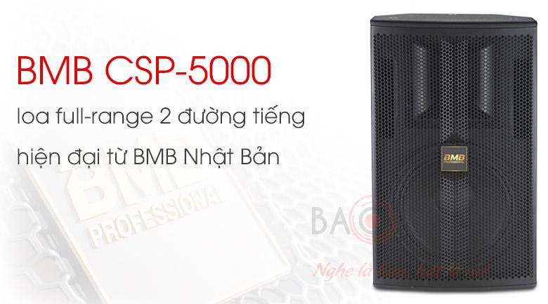 Loa BMB CSP-5000 từ Nhật Bản