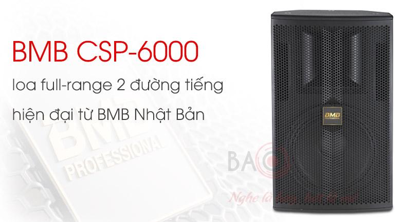 Loa BMB CSP 6000 từ Nhật Bản