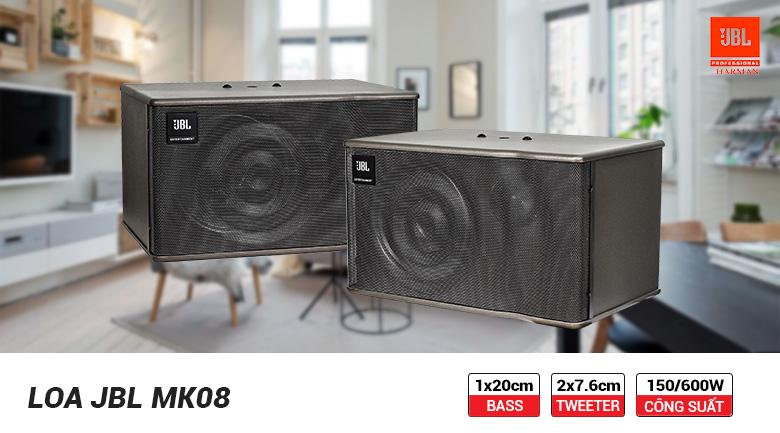 Loa JBL MK08 chính hãng giá tốt