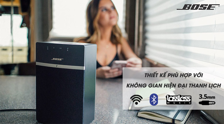 Loa Bluetooth Bose SoundTouch 10