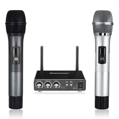 Micro karaoke không dây Excelvan K28