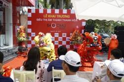 Bảo Châu Elec tưng bừng khai trương siêu thị mới tại Thanh Hóa