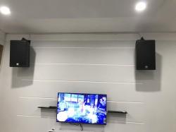 Bộ dàn karaoke Alto của gia đình chị My ở Phường Tân Phong (Alto AT2000, AT 700, X5 Plus, UGX12, Sub