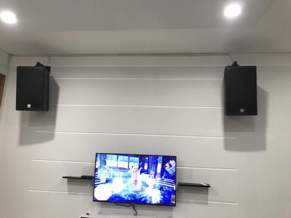 Bộ dàn karaoke Alto của gia đình chị My ở Phường Tân Phong (Alto AT2000, AT 700, X5 Plus, UGX12, Sub 2000)