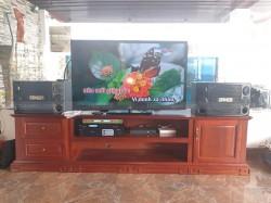 Bộ dàn karaoke của gia đình anh Linh ở FLC Thanh Hoá ( BMB 2000C, X5 Plus, Famous 3206)