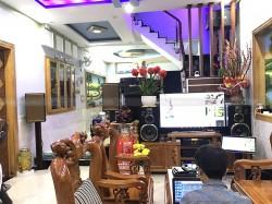 Dàn karaoke cao cấp của gia đình anh Tuyên ở Dĩ An, Bình Dương ( BMB 2000SE, KTWO 12, Sub 2000)