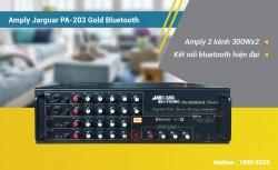 Hướng dẫn sử dụng kết nối Bluetooth với Amply jarguar