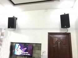 Lắp đặt dàn karaoke Alto cho gia đình anh Si ở Trảng Bom, Đồng Nai ( Alto AT1000, Sub 2000, CT6000)