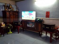 Lắp đặt dàn karaoke bmb cho gia đình anh Phú ở Quận 7 ( BMB 900SE, BCE UGX12, BCE 9200, BCE 8200)
