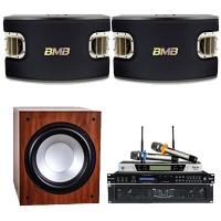 Dàn karaoke gia đình cao cấp BC-BMB04