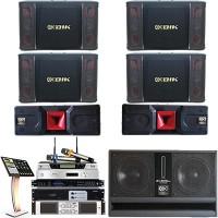 Dàn karaoke kinh doanh BC - 43KD (15-20m2)