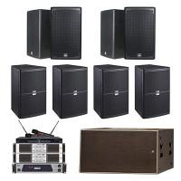 Dàn karaoke kinh doanh BC-08KD (50m2)