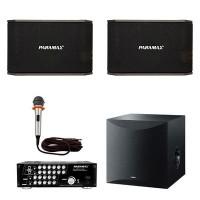 Dàn karaoke Paramax BC-PRM10