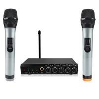 Micro Karaoke không dây ARCHEER X168 VHF