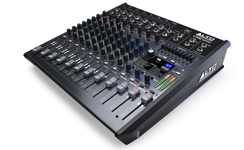 Bàn mixer Alto Live1202 (12kênh)