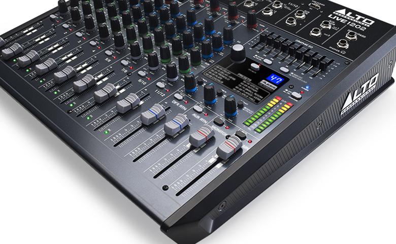 Mixer bàn Alto Live1202