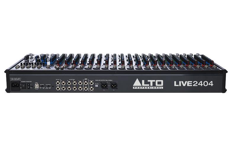 Bàn mixer Alto Live2404 (24kênh)
