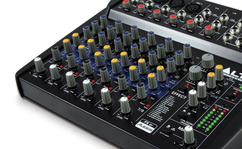 mixer mini Alto ZMX122FX