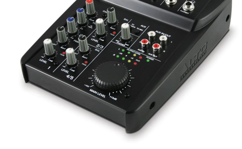 Bàn mixer mini Alto ZMX52