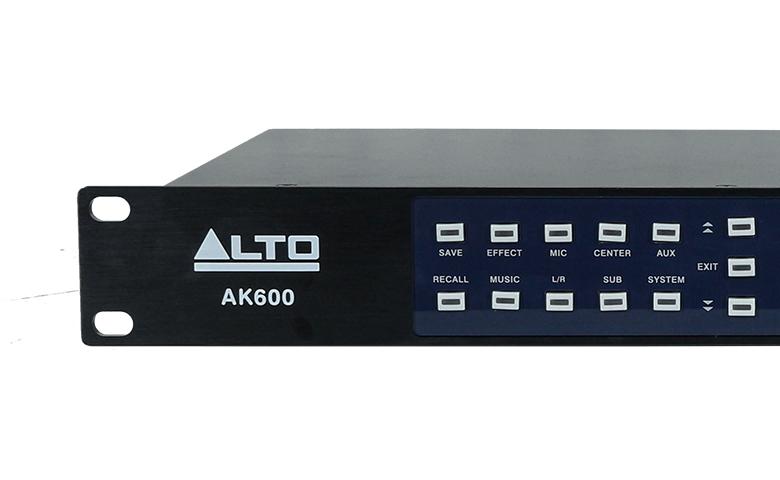 Vang số Alto AK600 mặt trước 1
