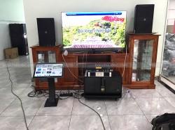 Bộ dàn karaoke JBL VIP của gia đình anh Hội ở Vũng Tàu ( JBL 4012, BJ-W66 Plus, JBL KX180, Famous 7406, AR 3600 WTK, UGX12 Plus)