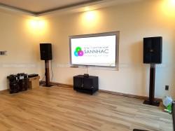 Dàn karaoke BMB cao cấp cho gia đình anh Phú ở Quận 7, HCM ( BMB 5000SE, Famous 7406, JBL KX180, BJ-W66 Plus)