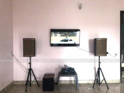 Dàn karaoke của gia đình anh Tiến ở Yên Phong, Bắc Ninh ( KTWO 12, Jamo J12, BCE 8200, BCE 9200+, BCE UGX12)
