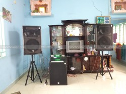 Dàn karaoke Siêu khủng của gia đình chị Hằng ở Quận 9 ( Catking Pro 1.5, Sub 18+, TX 650Q,X5 Plus, UGX12)