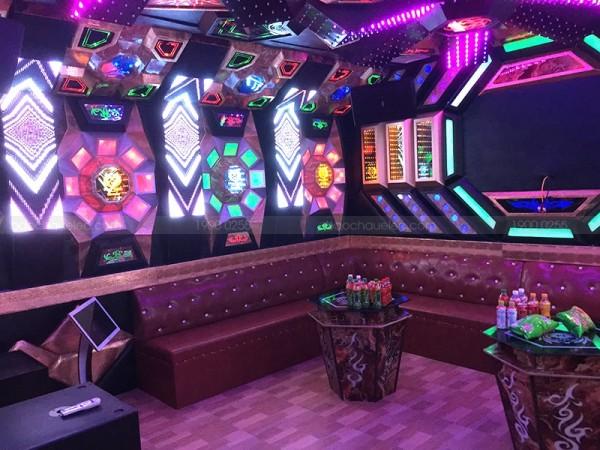 Lắp đặt 2 phòng hát cho quán karaoke Nice Club ở Sốp Cộp, Sơn La ( JBL 4012, Domus 6120, Alto SX18+, Famous 7406, BCE 6200, JBL KX180, Plus 6TB, Màn 21inch)