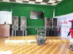 Lắp đặt dàn âm thanh Cafe hát cho nhau nghe và sự kiện tại Bà Rịa Vũng Tàu ( Catking 2.6, Catking VF218, DBX PA2, SAE PQM13, VIP 3000, Live 1604)