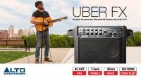 Loa kéo di động (xách tay) Alto Uber FX (pin 45h - Brand USA)