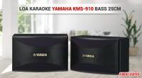 Loa Yamaha KMS 910 (bass 25cm)