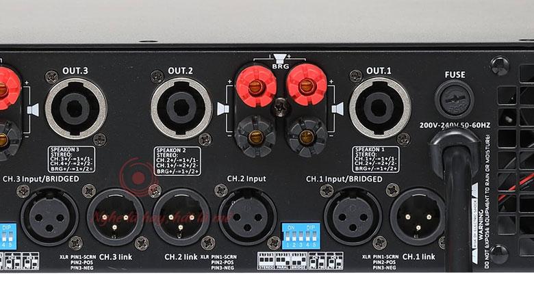 cục đẩy công suất AAP TD6004