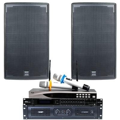 Dàn karaoke gia đình BC-T53GD