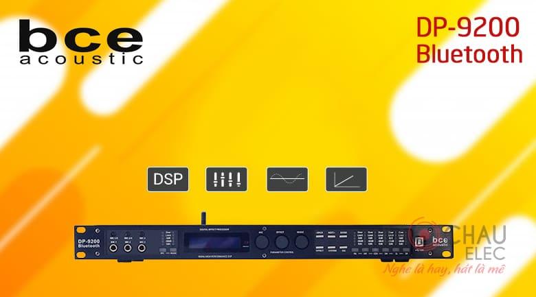 Vang số BCE DP 9200 Bluetooth chính hãng giá tốt